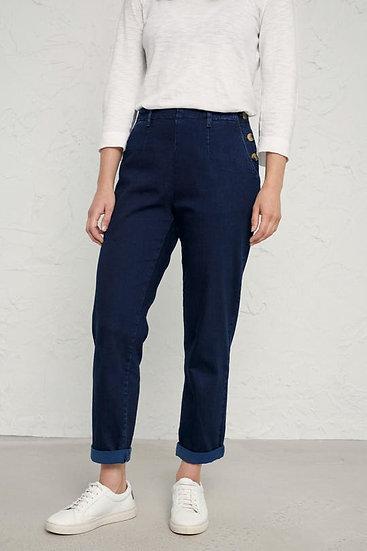 Seasalt - Waterdance Washed Denim Jeans