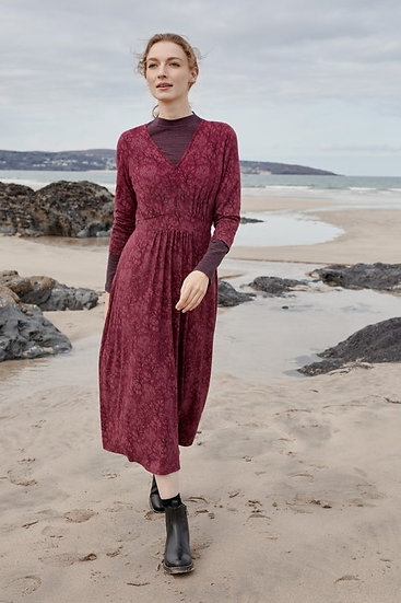 Seasalt - 3/4 Sleeved Carwynnen Dress
