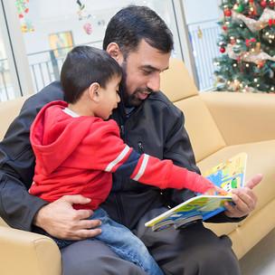 Montreal Children's Hospital - Usborne Books Donation 2018