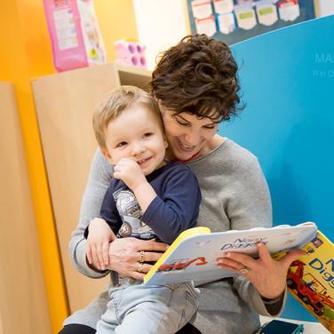 Montreal Children's Hospital - Usborne Books Donation 2017