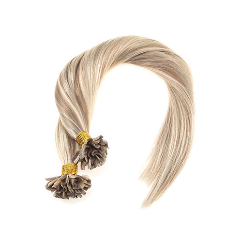 U-Tip Fusion Hair Extensions.100% Human Remy Hair. Colour(s) 16/22.