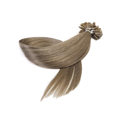 U-Tip Fusion Hair Extensions.100% Premium Indian Human Remy Hair. Colour #10.