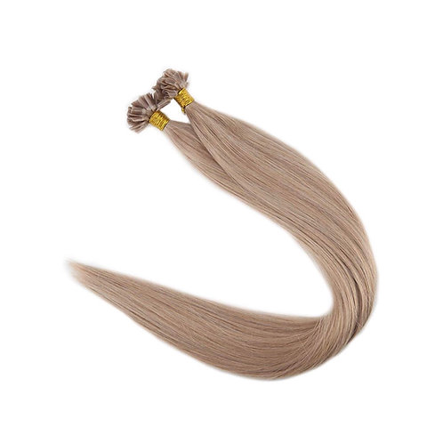 U-Tip Fusion Hair Extensions.100% Human Remy Hair. Colour(s) 18.