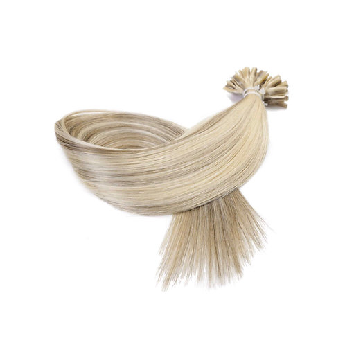 U-Tip Fusion Hair Extensions.100% Premium Indian Human Remy Hair. Colour 14T/24.