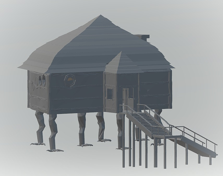 Baka's House