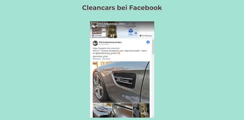 Cleancars