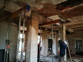 Renovacijos, rekonstrukcijos darbai