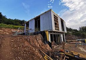 Individualių pastatų statyba