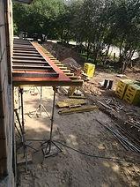 Balkono betonavimas