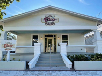 New Museum Showcases Tampa's Rich Baseball History
