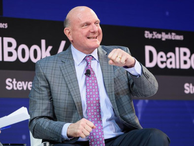 Steve Ballmer Talks About Owning the Clippers
