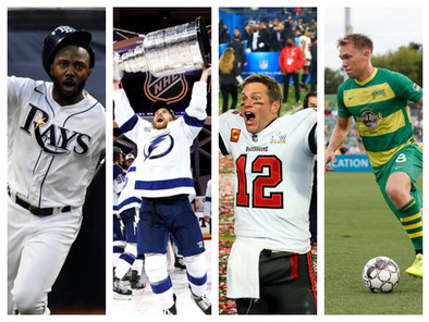 """""""Champa Bay"""": A Successful Year For Tampa Bay Pro Sports Teams"""