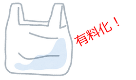7月から全国一律でプラスチック製買物袋の有料化がスタート