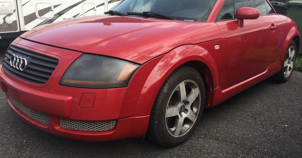 2002 Audi TT Quattro Coupe *Tres rare