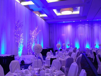 Icicle blue room decor