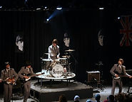 Beatles tribute band Help Montreal