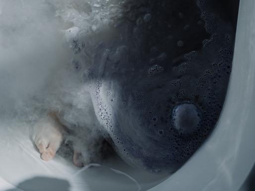De verscholen schoonheid in badschuim