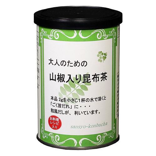山椒入り昆布茶15P