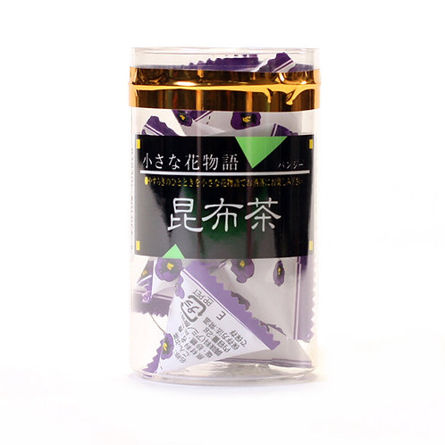 テトラパック昆布茶10P