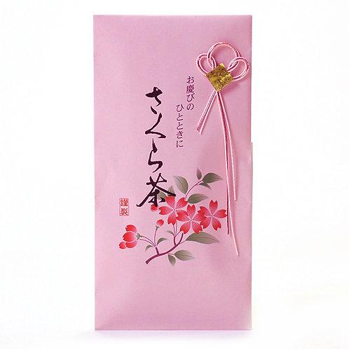 桜茶水引付き