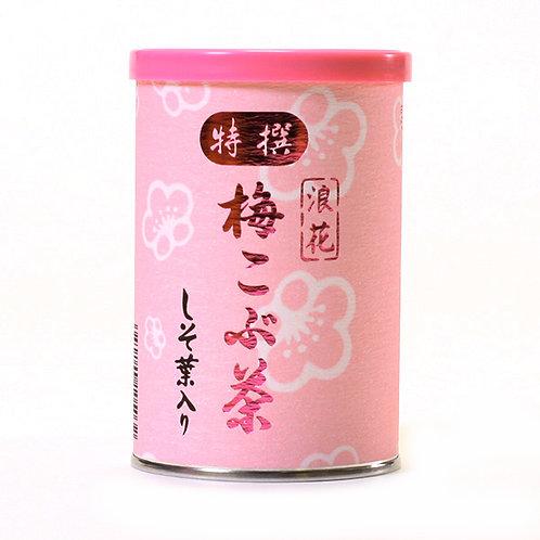 特撰梅こぶ茶80g