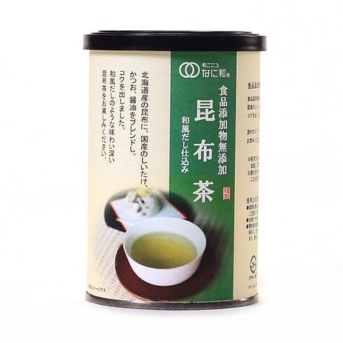 無添加昆布茶80g