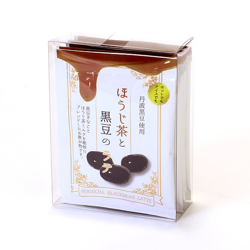 ほうじ茶と黒豆のラテ12g×5袋
