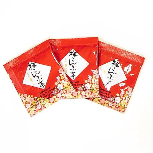 花ワンパック梅こぶ茶200P