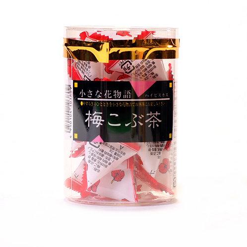 テトラパック梅こぶ茶18P