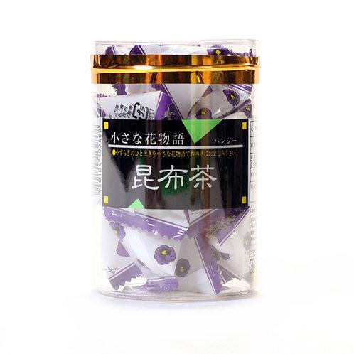 テトラパック昆布茶20P