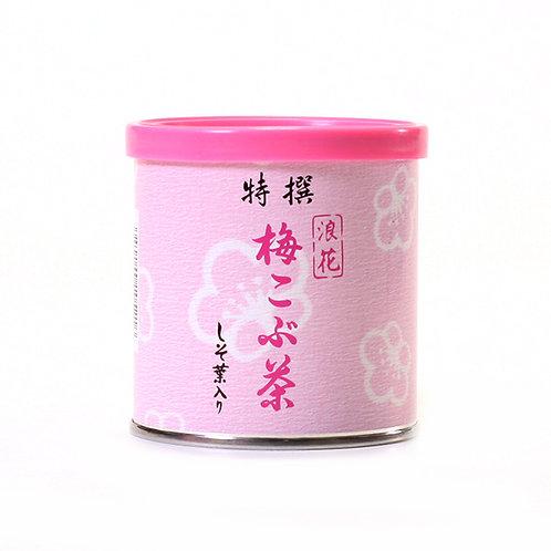 特撰梅こぶ茶40g