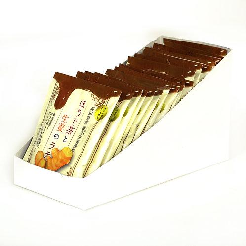 ほうじ茶と生姜のラテ12g×30袋