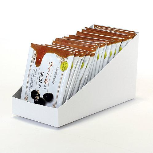 ほうじ茶と黒豆のラテ12g×30袋