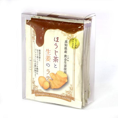 ほうじ茶と生姜のラテ12g×5袋