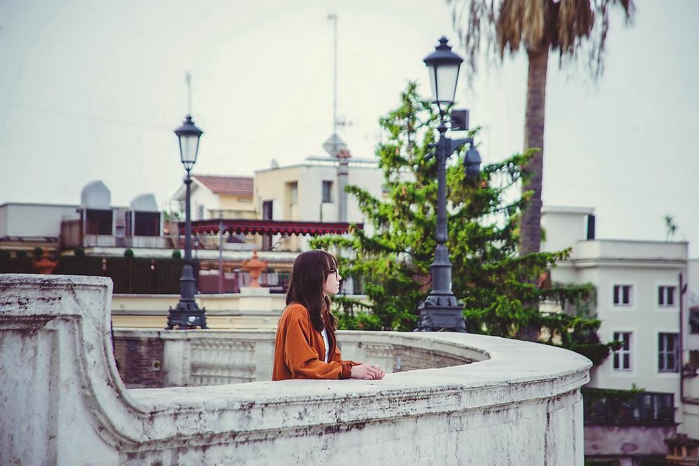 love story фотосессия в Риме от русскоговорящего фотографа