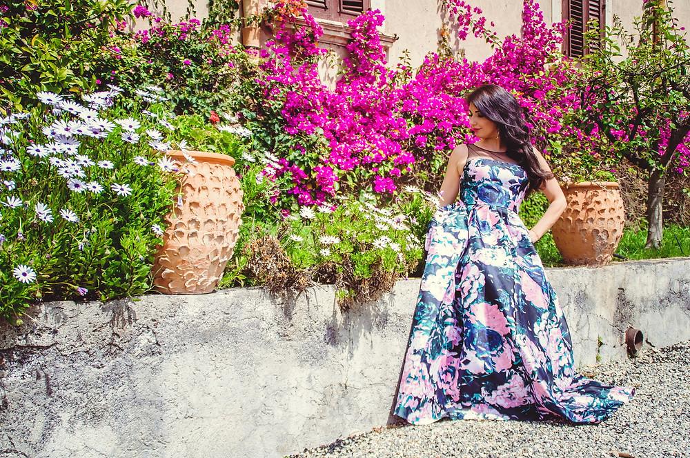фотосессия в Таормине, фотосессия на Сицилии