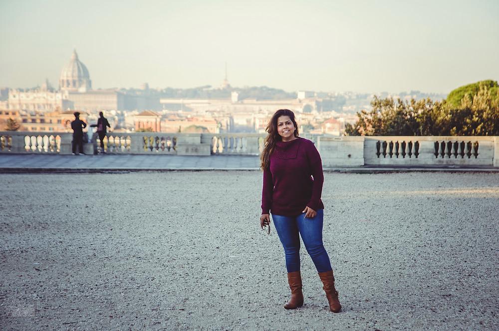 photo shoot in Rome, servizio fotografico a Roma, фотосессия в Риме