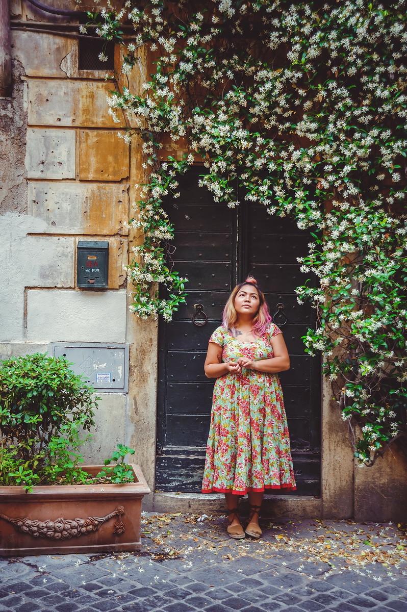 ritratto, servizio fotografico a Roma
