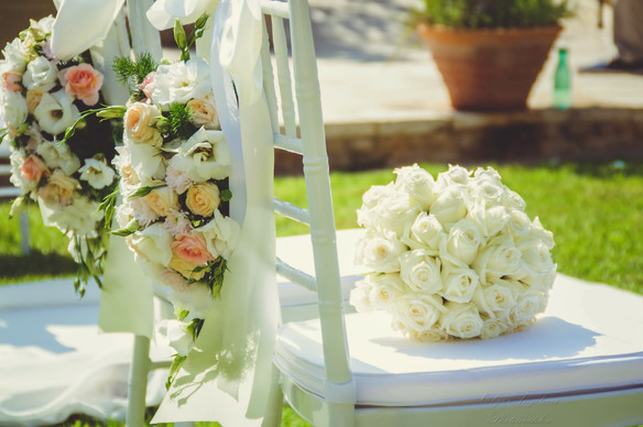 Elegant wedding in Cyprus