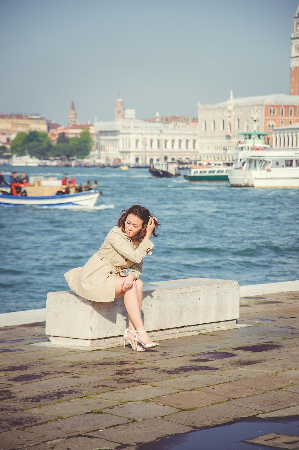 фотосессия в Венеции, fashion photo shoot in Venice