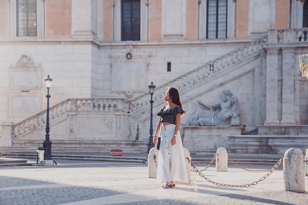 индивидуальная портретная фотосессия в Риме от русскоговорящего фотографа в Италии Ольги Анджелуччи