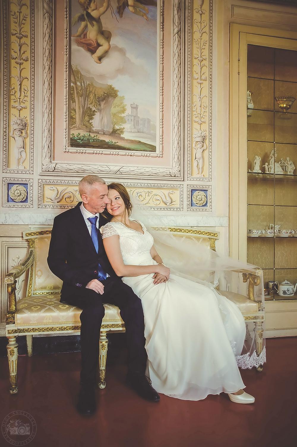 wedding in Genoa, свадьба в Генуе
