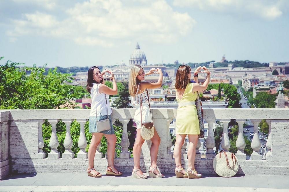 фотосессия в Риме от русскоговорящего фотографа в Италии
