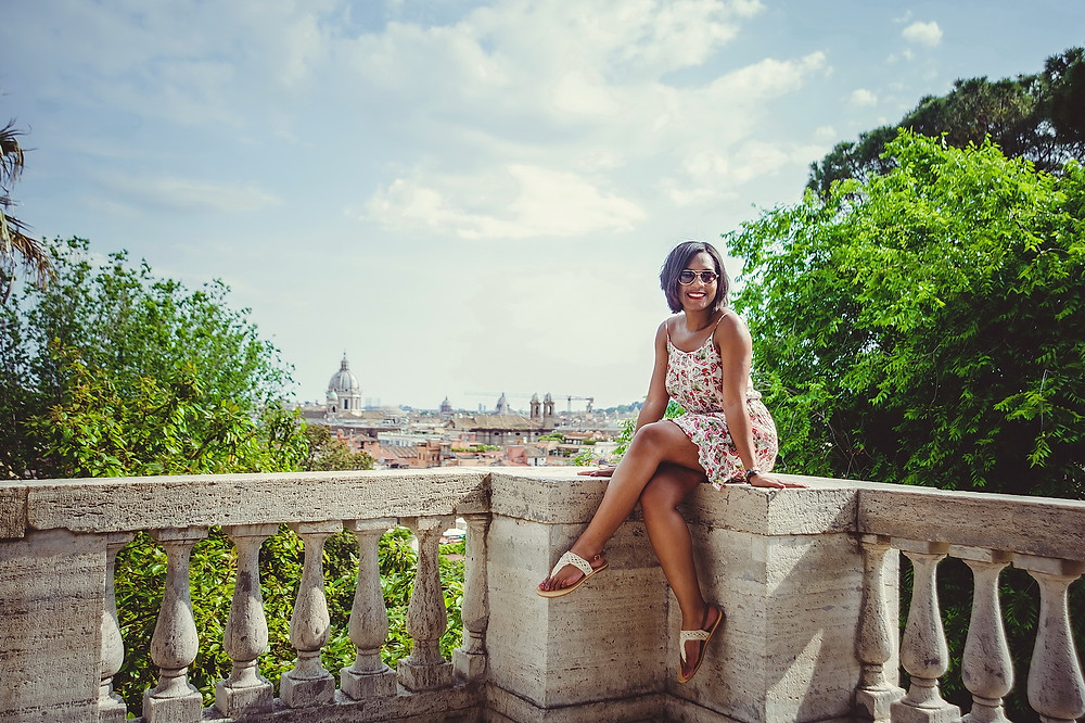 servizio fotografico a Roma