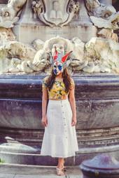 Portrait photo shoot in Rome