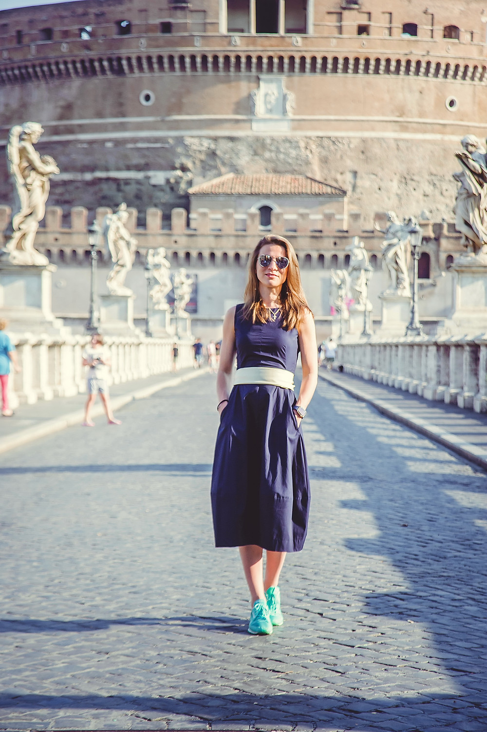 фотосессия в Риме