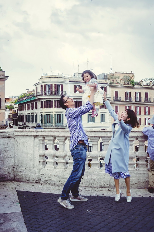 A few tips for taking pictures of children