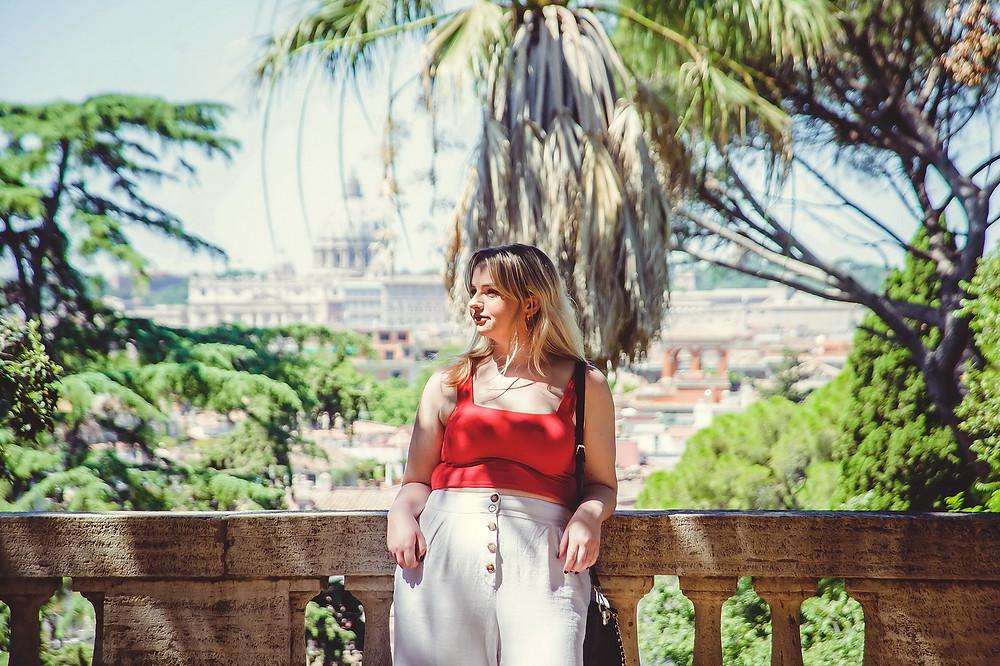 индивидуальная портретная фотосессия в Риме от русскоговорящего фотографа Ольги Анджелуччи