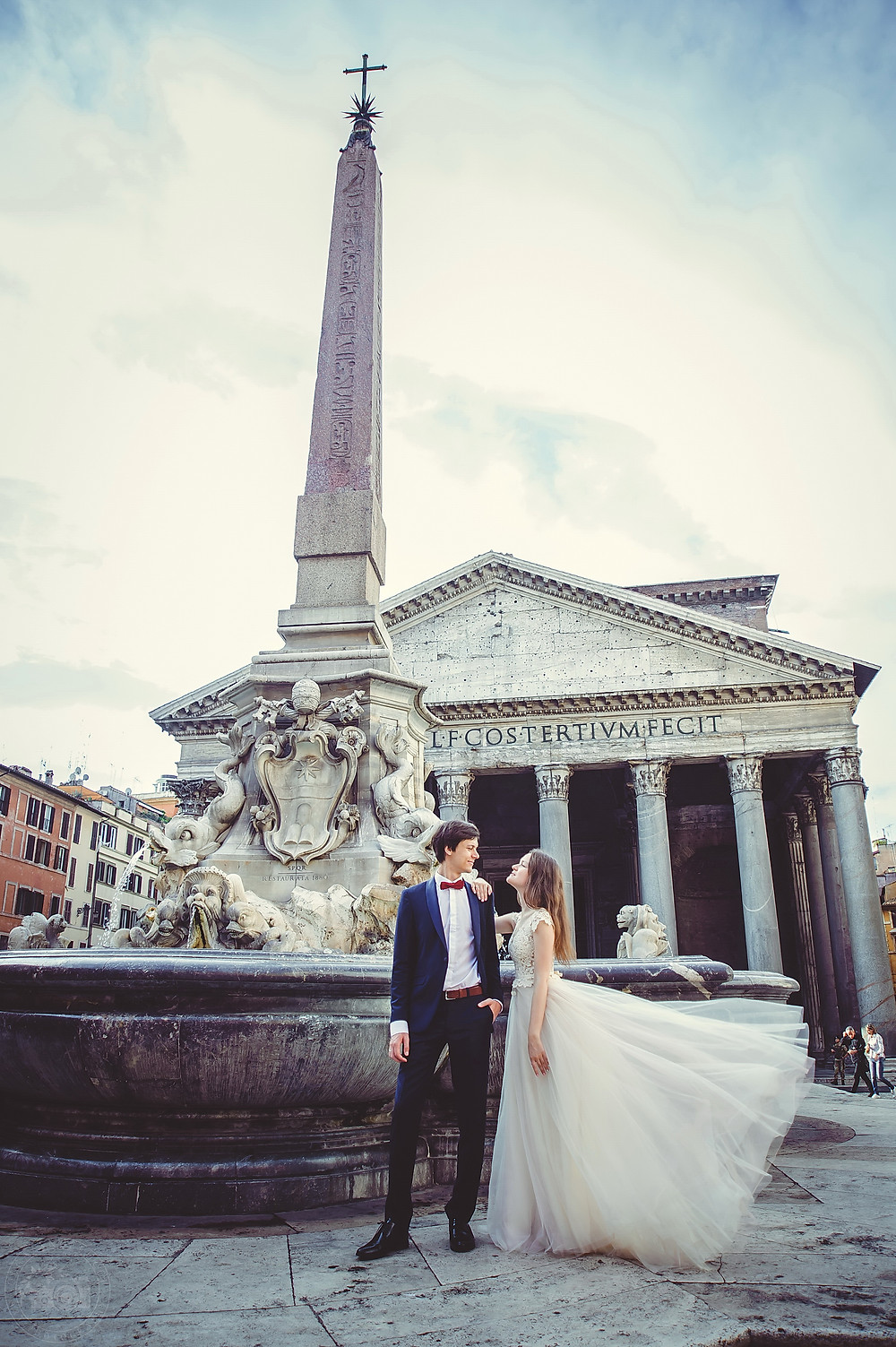 wedding photo shoot in Rome, servizio fotografico matrimonio a Roma, свадебная фотосессия в Риме