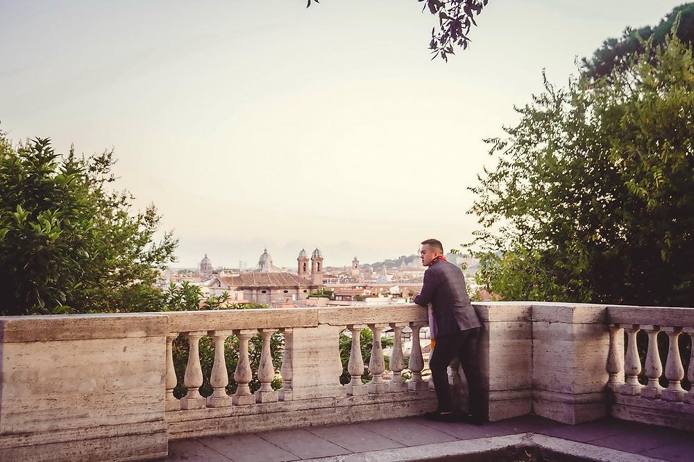 портретная фотосессия в Риме от русскоговорящего фотографа в Италии Ольги Анджелуччи